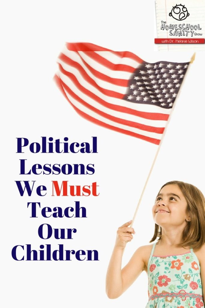 Political lessons we must teach our children: podcast